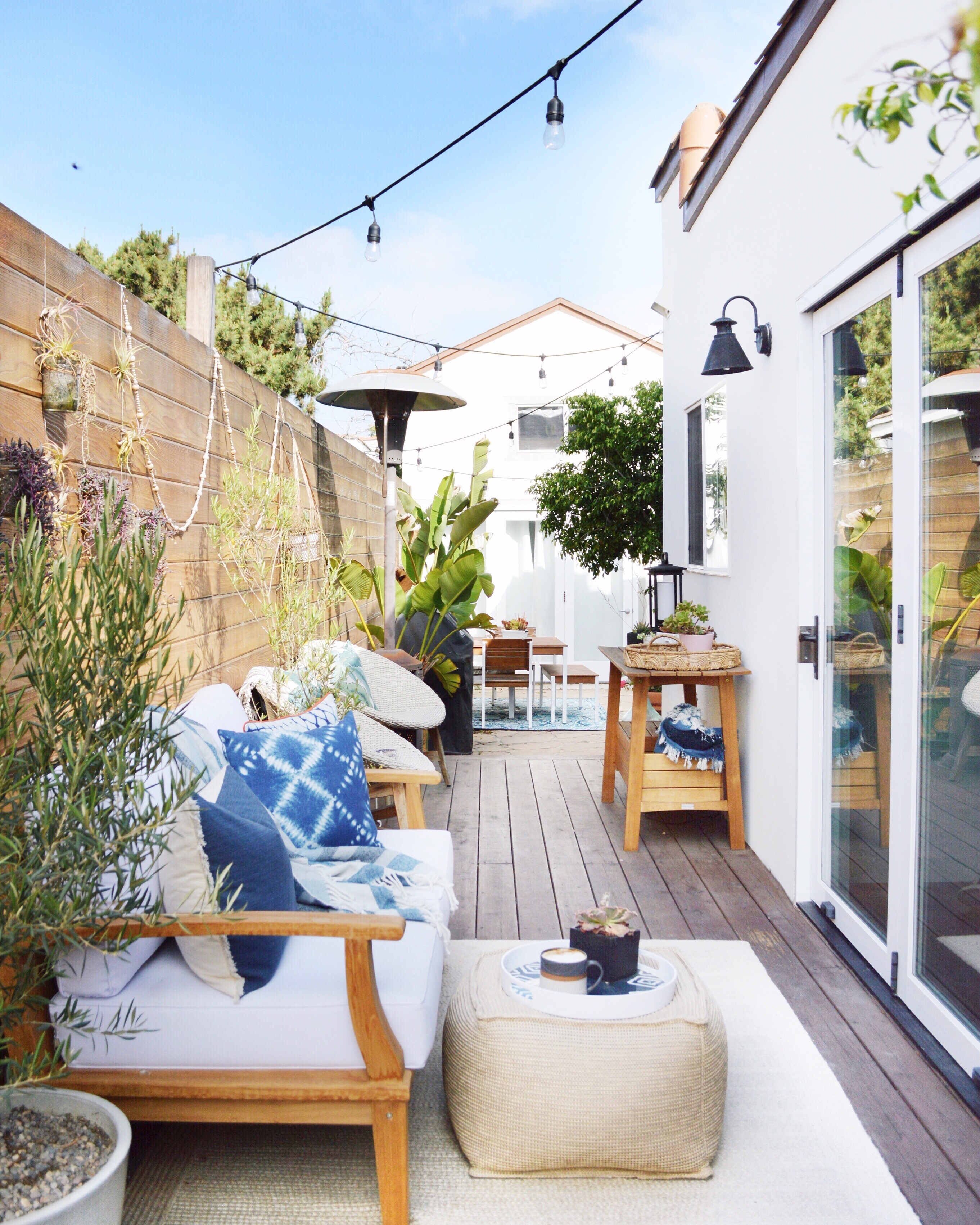 my outdoor deck