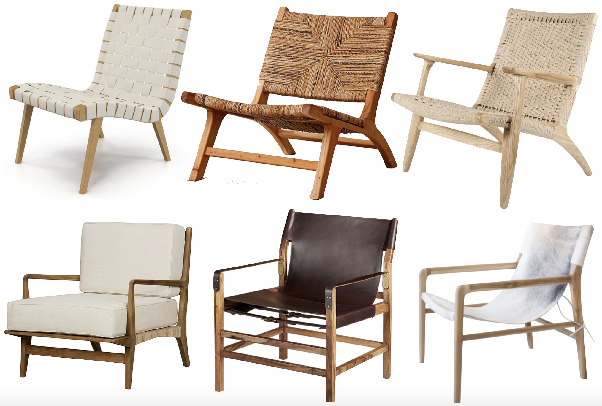 accent chair round up