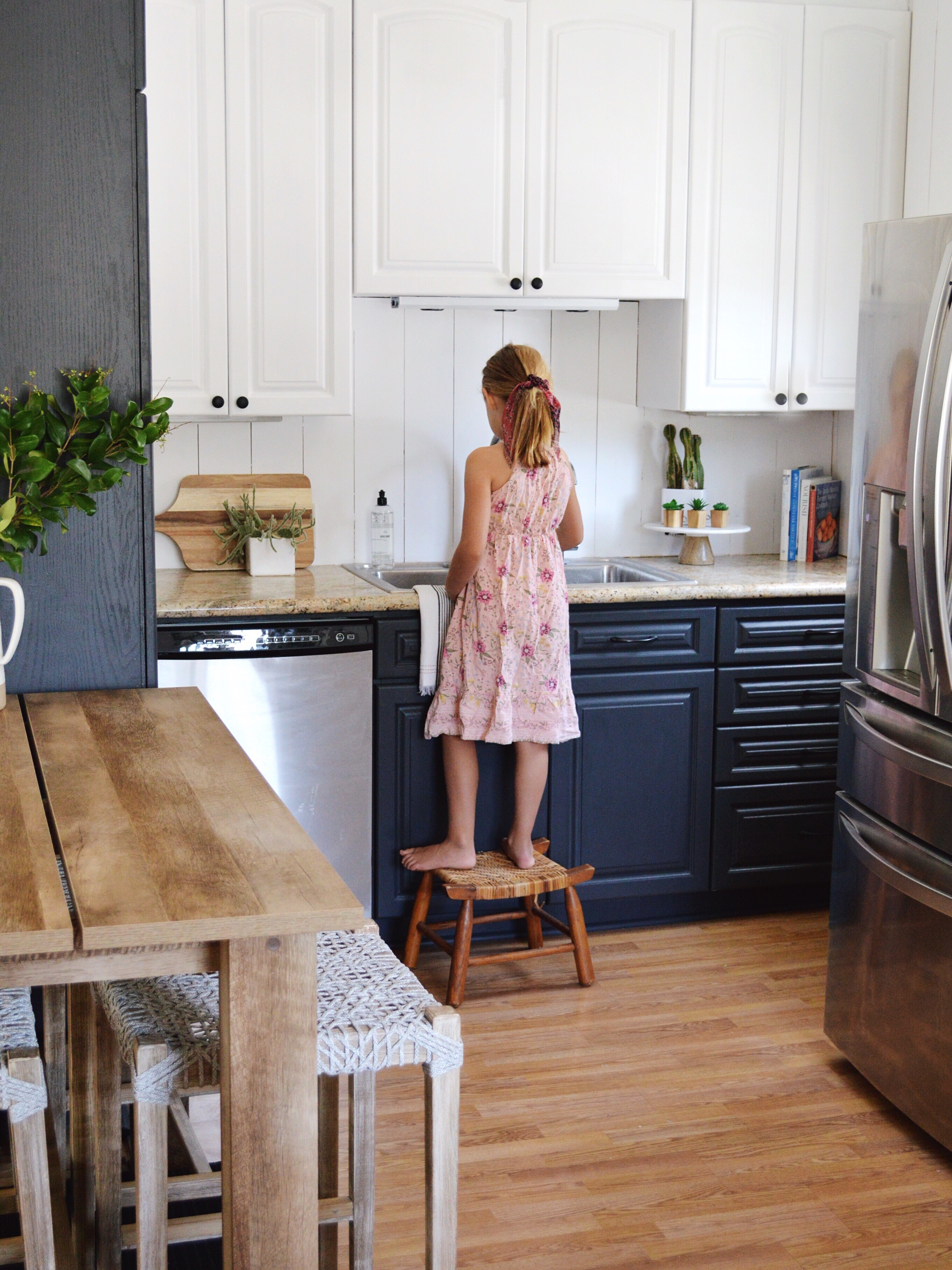 Diy Kitchen Remodel Part 1 Kristin Dion Design